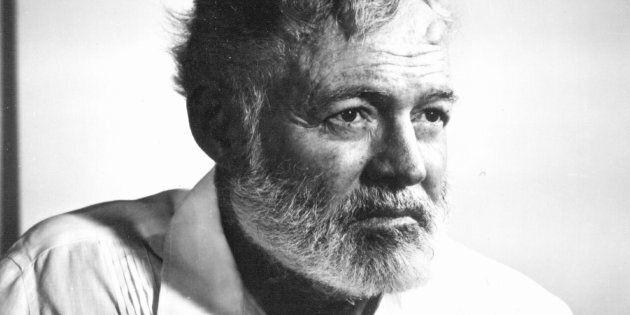 As Hemingway said: