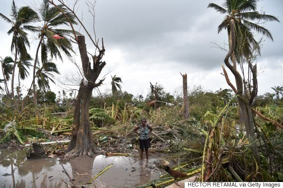 Haiti's Death Toll From Hurricane Matthew Spikes To Over