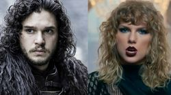 Taylor Swift's New Single Is Actually About The 'Game of Thrones'