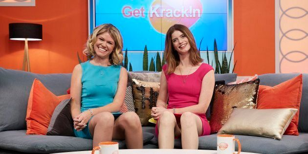 One Of Australia's Funniest Duos Return To Take On Morning