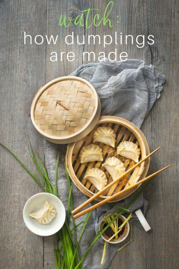 Watch A Dumpling Master Make Dim