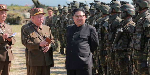 Perhaps even more than his father and grandfather, Kim Jong Un appears willing to push the limits of...