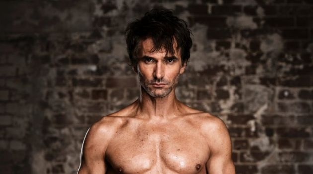 Todd Sampson puts his body (and his brain) on the