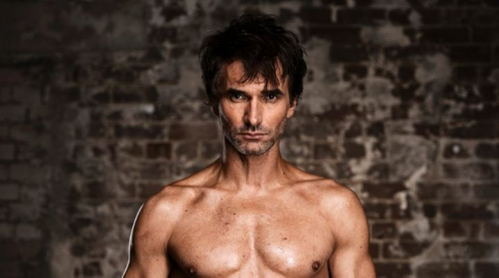 Todd Sampson puts his body (and his brain) on the line.