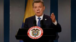Colombian President Wins Nobel Prize For Efforts To End Civil