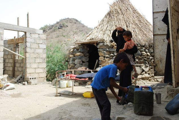 In Yemen's Northern Province, CARE is providing clean water and cash for work programmes, including through...