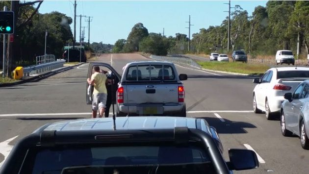 Man Pleads Not Guilty To Shocking Viral NSW Road Rage