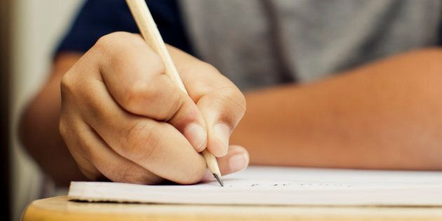 """Dysgraphia or""""disabled handwriting""""often accompanies other conditions, like dyslexia, dyspraxia, ADHD, and autism spectrum disorders."""