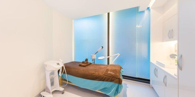 The Medi Beauty branch in Sydney's Chippendale is newly