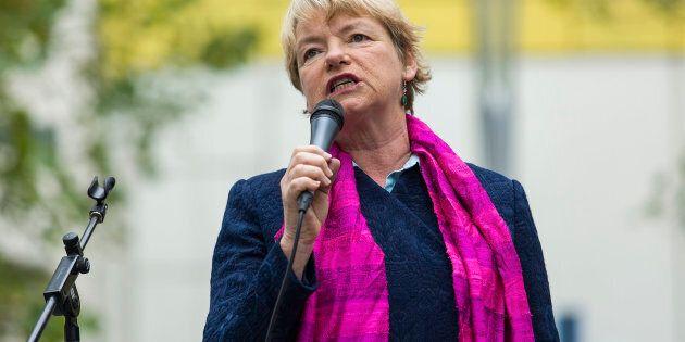 Greens mental health spokesperson Janet Rice