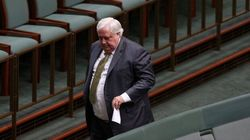 Bye-Bye Clive: Palmer Pulls Out Of Federal