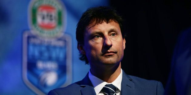 Suggestions NSW coach Laurie Daley played