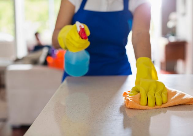 Are Your Cleaning Products Damaging Your