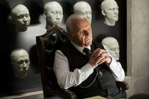Anthony Hopkins in HBO's