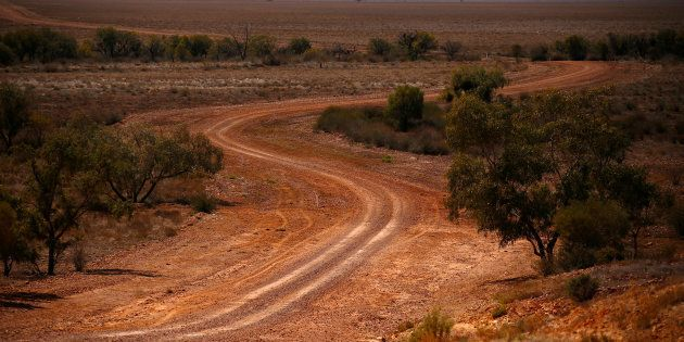 Stonehenge is an outback town in Queensland,