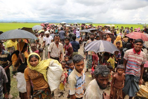 The military operation against the Rohingya Muslim community has triggered a fresh influx of refugees...