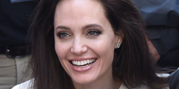 Angelina Jolie attends the Telluride Film Festival 2017 on Sept. 2, 2017 in Telluride, Colorado.
