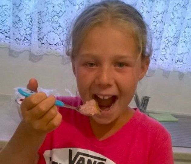 Phoenix Newitt, 11, was talking and recognised her family members after waking from her coma five days...