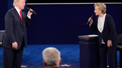 Everyone Turned Trump And Clinton Into A Duet After The Second