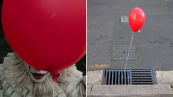 Oh, Nope: Creepy Red Balloons Are Popping Up Around