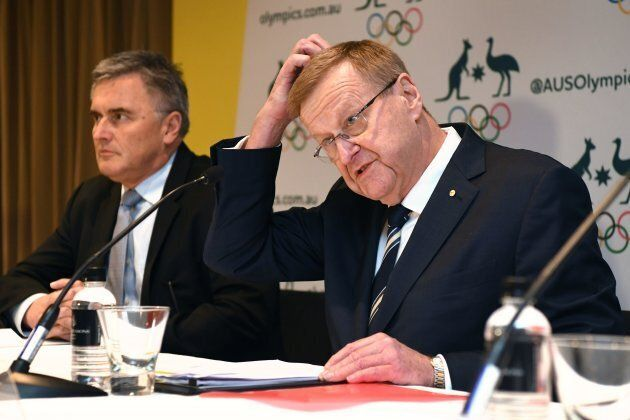 After the last two Olympics in Sochi and Rio, AOC chief John Coates and chef de mission Ian Chesterman...