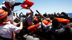 Over 2,700 Migrants Rescued At Sea In 24