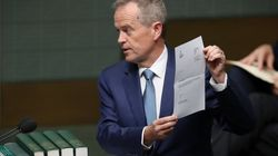Bill Shorten Proves Once And For All He's Not A Dual