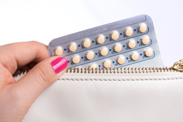 In some cases, the contraceptive pill can