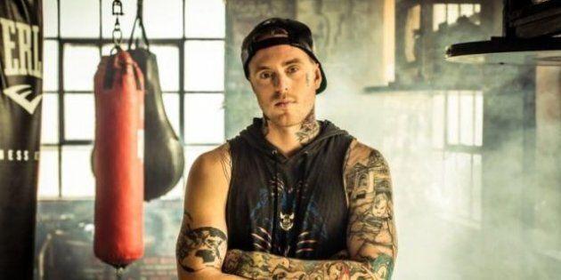 Rapper 360, aka Matt