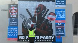 Deadpool Wants You To Have A Happy Ending This Federal
