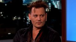Johnny Depp Thinks Barnaby Joyce Looks 'In Bred With A