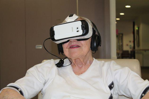 Can Virtual Reality Trigger Long Locked Away Memories