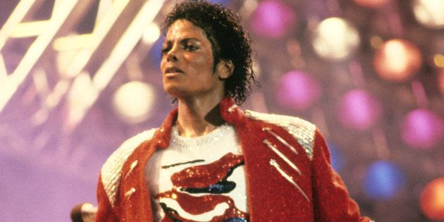 VARIOUS, VARIOUS - JUNE 25: Michael Jackson performs in concert circa 1990. (Photo by Kevin