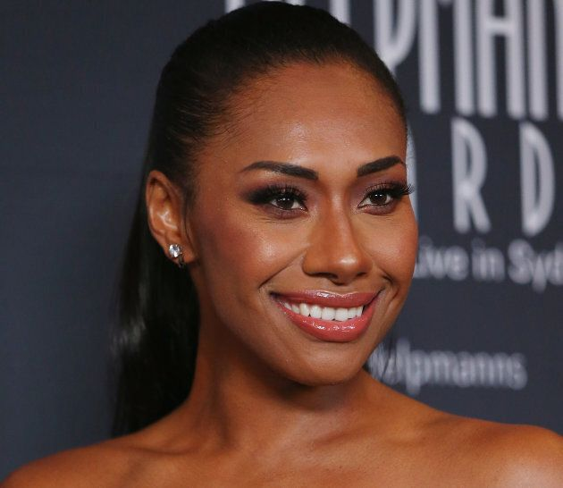 Paulini is currently making her stage debut starring in the musical The