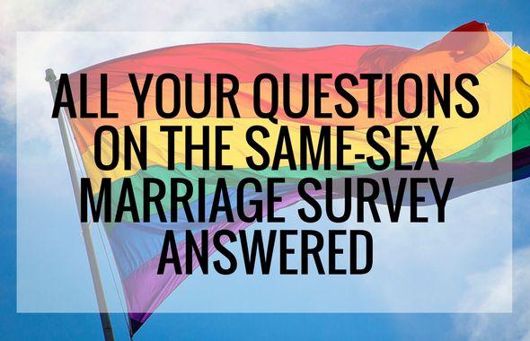 Same-Sex Marriage Postal Vote Challenge