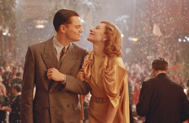Cate Blanchett scooped her first Oscar for her role in Scorsese's 'The Aviator'. Pictured here with Scorsese...