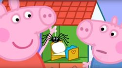 Peppa Pig Episode Pulled Off Air After Claiming Spiders 'Can't Hurt