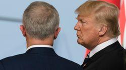 Trump And Turnbull Discuss The North Korean