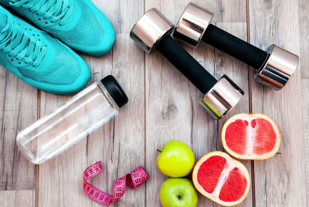 Go for a piece of fruit before your morning workout if you don't want to exercise on a full, or empty,