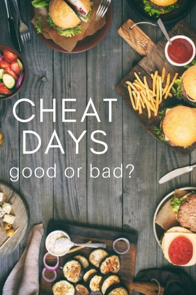 Are Cheat Days Good Or
