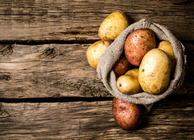 Just like any vegetable, potatoes contain important
