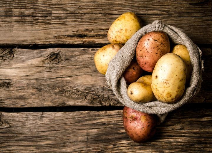 Just like any vegetable, potatoes contain important nutrients.