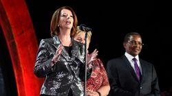 Julia Gillard Warns Of 'Almost Daily' Rape Threats For Women In Public
