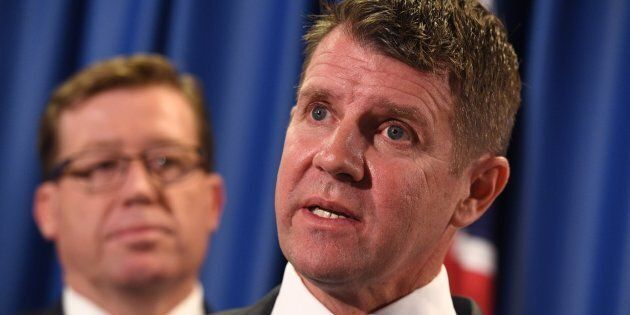 Mike Baird said his decision puts human lives