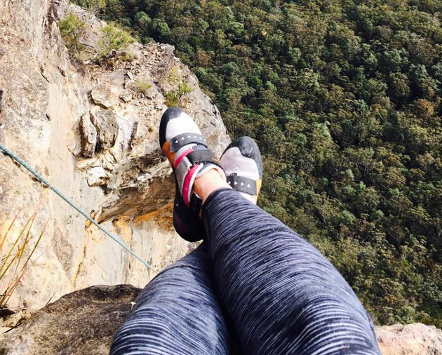How Climbing A Massive Mountain Sent My Fears