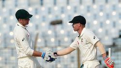 Another Century For Warner As Aussies Finally Show Some