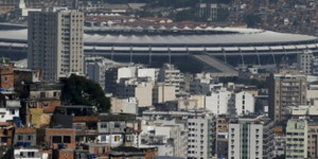 Brazil's Olympic venues are coming under the eye of Brazilian