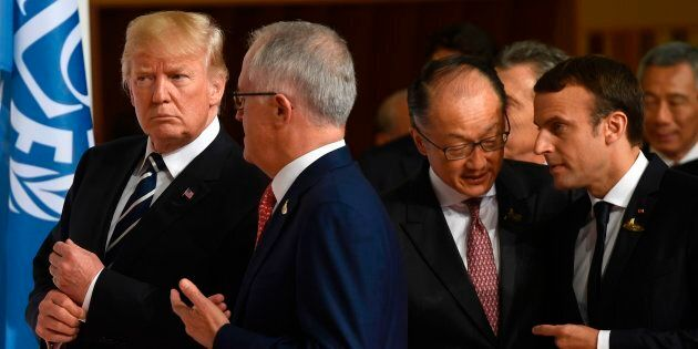 Malcolm Turnbull has compared North Korea's provocative actions to the Cuban missile crisis.