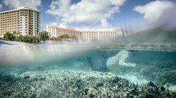 Watching Worlds Sink -- Witnessing Climate Change In The