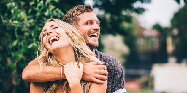 Resultado de imagem para couple happy